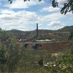 Mt Morgan mine