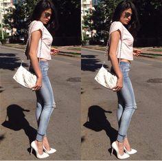 model fashion shoes girls women