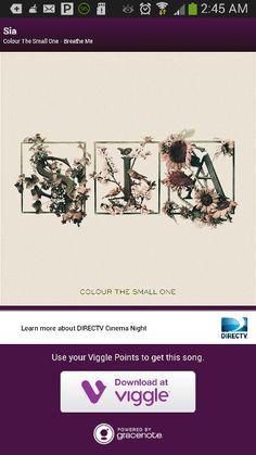 Скачать песни из альбома Colour the Small One, Sia. Альбом....