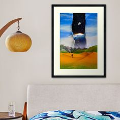 Surreal Collage, Grain Of Sand, Centerpiece Decorations, Custom Boxes, Top Artists, Sell Your Art, Framed Art Prints, Print Design, Sky
