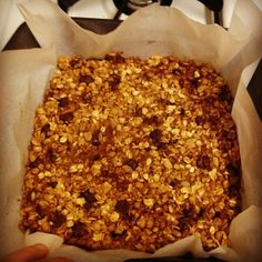 Granola Bars from @Krissy M.