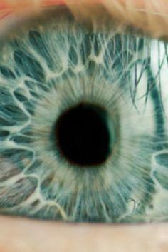 Beautiful eye colour