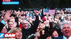 Lee Greenwood God Bless the USA at Donald J Trump's inaugural concert - YouTube