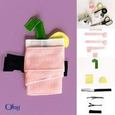 How to Make Pink Lemonade Hair Clip, Ribbon Sculpture How To Make Pink, Ribbon Sculpture, Pink Lemonade, Hair Clips, Hair Rods, Hair Pins, Pin Up Hair, Hair Barrettes