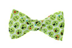 Check out BOWTIE | GREEN emoji brains on handmadephd