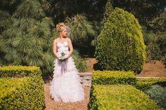 paris inspired bride