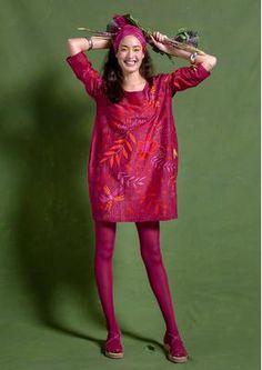 """Kleid """"Girls"""" aus Baumwolle/Seide 71710-33.tif"""