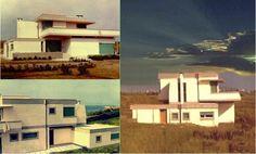 villa progettata  da me negli anni '50