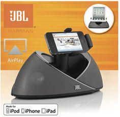 JBL On Beat Air für 99€ - günstiges AirPlay Dock *UPDATE* - myDealZ.de