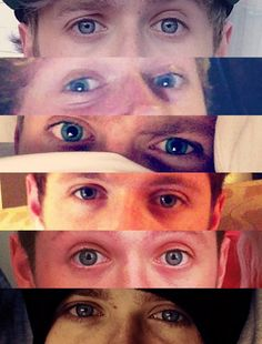 Can I look into these beautiful eyes everyday? (: