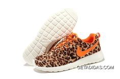 huge discount 9bd7b a3270 Nike Roshe Run Leopard Orange White Womens Shoes TopDeals, Price   78.33 -  Adidas Shoes,Adidas Nmd,Superstar,Originals