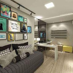 Já estão seguindo o @decorbabyandkids ??? 💜💜Muuuuuita inspiração para quartos de bebês à adolescentes { Projeto da nossa querida @carolcantelli_interiores }