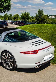 Porsche 911 Targa 4S #porsche