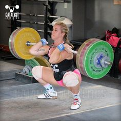 How to choose set, rep and intensity structure when writing Olympic weightlifting training programs.