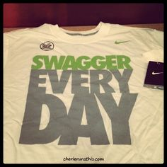 Found this at work today {Dick's}. LOVE! #Nike #Swagger