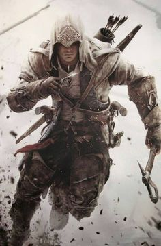 Assassin's Creed wallpaper ,awesome art. #AssassinsCreed #cosplayclass #gaming