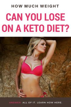 A keto diet has been shown to be incredibly effective for weight loss. Learn how to use a keto diet to lose weight here. A keto diet has been shown to be incredibly effective for weight loss. Learn how to use a keto diet to lose weight here. Quick Weight Loss Tips, Weight Loss Help, Losing Weight Tips, Healthy Weight Loss, How To Lose Weight Fast, Reduce Weight, Three Week Diet, Lose Weight Naturally, Best Diets