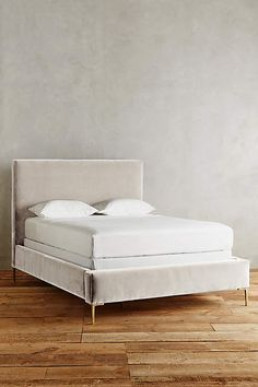 Velvet Edlyn Bed - anthropologie.com