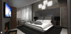 projekty sypialni - zdjęcie od ARTDESIGN architektura wnętrz - Sypialnia - Styl Nowoczesny - ARTDESIGN architektura wnętrz