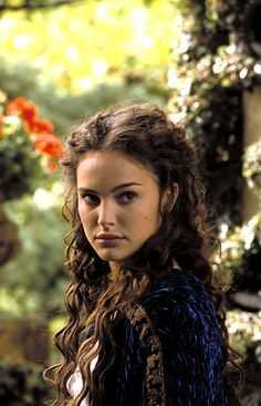 Natalie Portman, Padmé Amidala, Wedding Hair, Star Wars Hairstyles, Star Wars Episodes, Hair Style, Padme Amidala Hairstyles