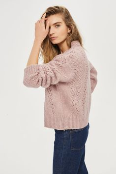 Pointelle Cardigan - New In Fashion - New In 72e514790