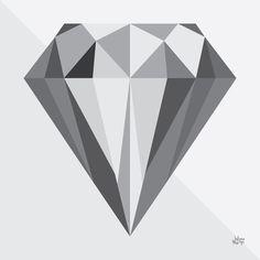 DIAMOND 1 » Geométricos