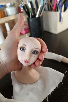 Секреты создания будуарной куклы. | Кукольная страна Татьяны Кузевановой