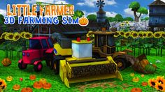 Little Farmer: Farming Sim is live on the App Store. Get it Now: goo. Tractor Plow, Cartoon Games, Simulation Games, Indie Games, Android Apps, Google Play, Games To Play, Farming, Sims