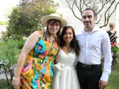 friend's wedding dress