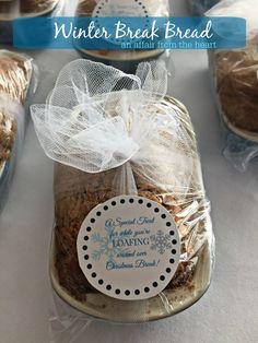 winter break bread gift