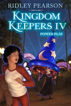 Nerd Boy suggests reading the Kingdom Keeper Series of books which are fiction stories that take place in the Disney theme parks. They are t...