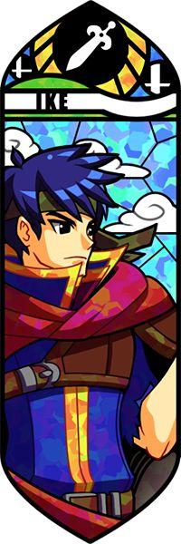 Smash Bros Scraps - Ike Brawl Version by Quas-quas.deviantart.com on @deviantART