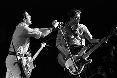 photomusik:  The Clash photographed by Chester Simpson