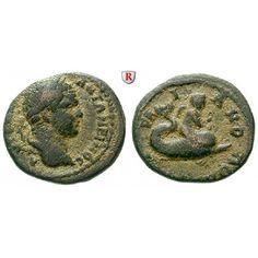 NEW  Römische Provinzialprägungen, Thrakien, Traianopolis, Caracalla, Bronze, ss: Thrakien, Traianopolis. Bronze 18 mm. Kopf r. mit… #coins