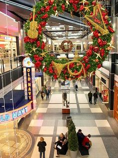 Bloomington, Minnesota: Mall of America  -  More than 40 million people visit the Mall of America, just south of Minneapolis, each year. A little planning before your outing will ensure you're not overwhelmed by this shopping mecca's 520 stores and 50 restaurants.