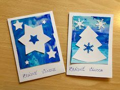 Winter Art, Kindergarten, Christmas Cards, Techno, Frame, Inspiration, Magic Sand, Manualidades, Bricolage Noel