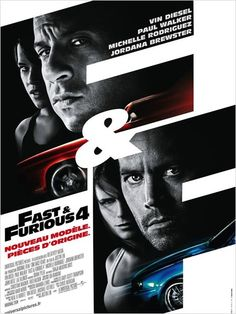 Fast and Furious 4 : Affiche Justin Lin, Paul Walker, Vin Diesel
