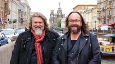 The Hairy Bikers' beef stroganoff recipe - BBC Food Ungroomed curly hair can make you Campbells Beef Stroganoff, Homemade Beef Stroganoff, Mushroom Stroganoff, Stroganoff Recipe, Beef Tips, Beef Recipes, Healthy Recipes, Beef Strognoff