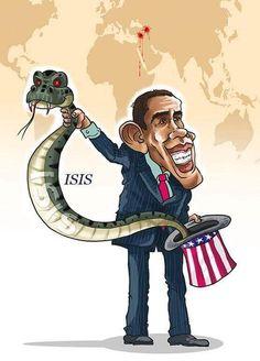 أمريكا، والحرب على الإرهاب الذي صنعته