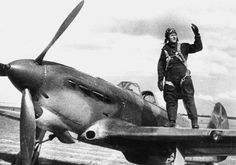 Иван Калабушкин: как летчик-истребитель сбил 5 немецких самолетов в первый день войны | Русская семерка
