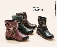 Biker botlar ile asi ruhunuzu dışa vurun! #AW1516 #newseason #autumn #sonbahar #yenisezon #fashion #fashionable #style #stylish #flo #floayakkabi #shoe #ayakkabı #shop #shopping #women #womenfashion  #trend #moda #ayakkabıaşkı #shoeoftheday #bikerbot #biker #boot #zımba #metal #deri