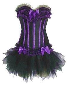 Neon Pink Underskirt Moulin Rouge Ruffle Tutu Bustle Burlesque Hen Night Party