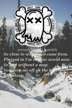 Ghost Town <3