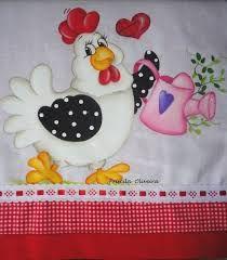 Image result for risco gratis de galinha para patchwork