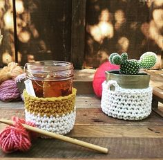 We can't get over how adorable these crochet cozies are! And we're thrilled to welcome fiber artist Even Howard to MCD for our next Craft Lab. Get your tickets today and learn to crochet cozies for your tea or tiny plants. She'll be teaching the most common crochet stiches how to change yarn colors and how to modify your cozy to suit your own ideas. 21 only please.  Workshop with supplies gallery access wine and snacks are included.  . . . #crochetit #cozies #diy #handcrafted #learncrochet…