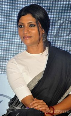 Konkana Sen Sharma attended an event organized by Dove.