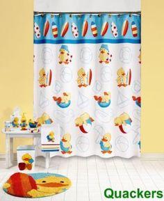 Engao Cartoon Blue-Sonic Kids Shower Curtain Bright Bathroom Decor Waterproof Shower Curtains with Hooks 60 X 72 Inch