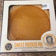 We had to drive all the way from #Atlanta to #Orlando to locate a #sweetpotatopie by Miss #PattiLabelle!  Taste testing is about to go down! #foodie #food #family #dessert #ILoveWestGate