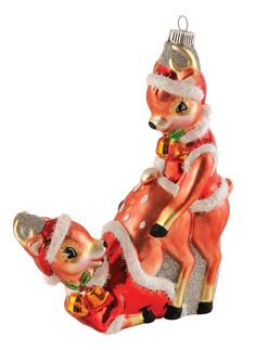 If It's Hip, It's Here: The 62 Naughtiest, Raunchiest and Sexiest Christmas Ornaments Available  #Pornaments.
