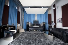 like this style for my music studio #SoundSanctuary